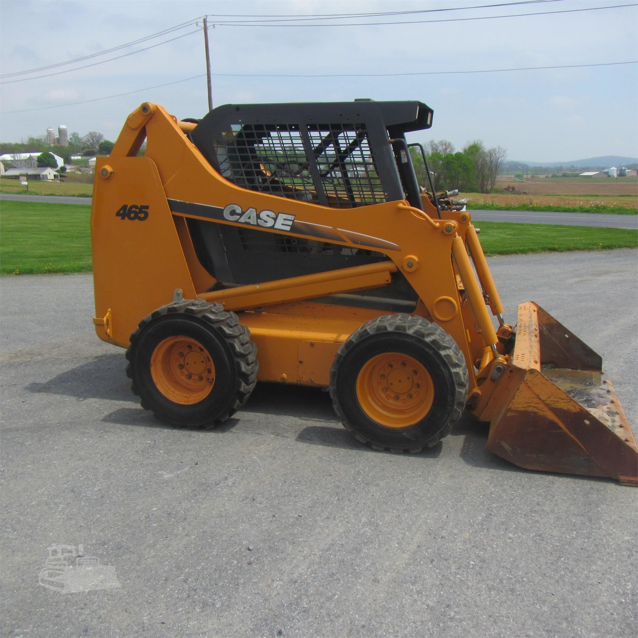 2005 CASE 465 Sale In Pennsylvania #995812