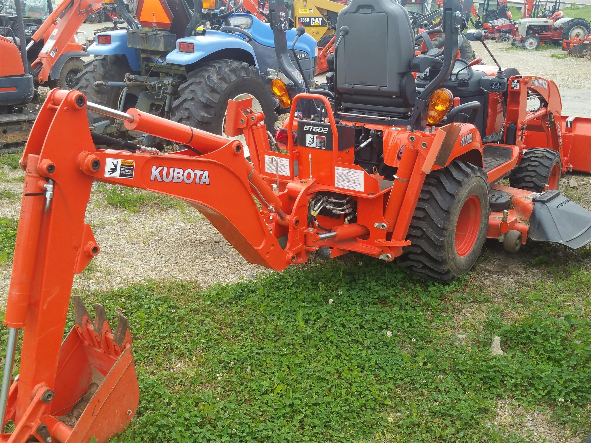 KUBOTA BX25D sale in Ohio #999972