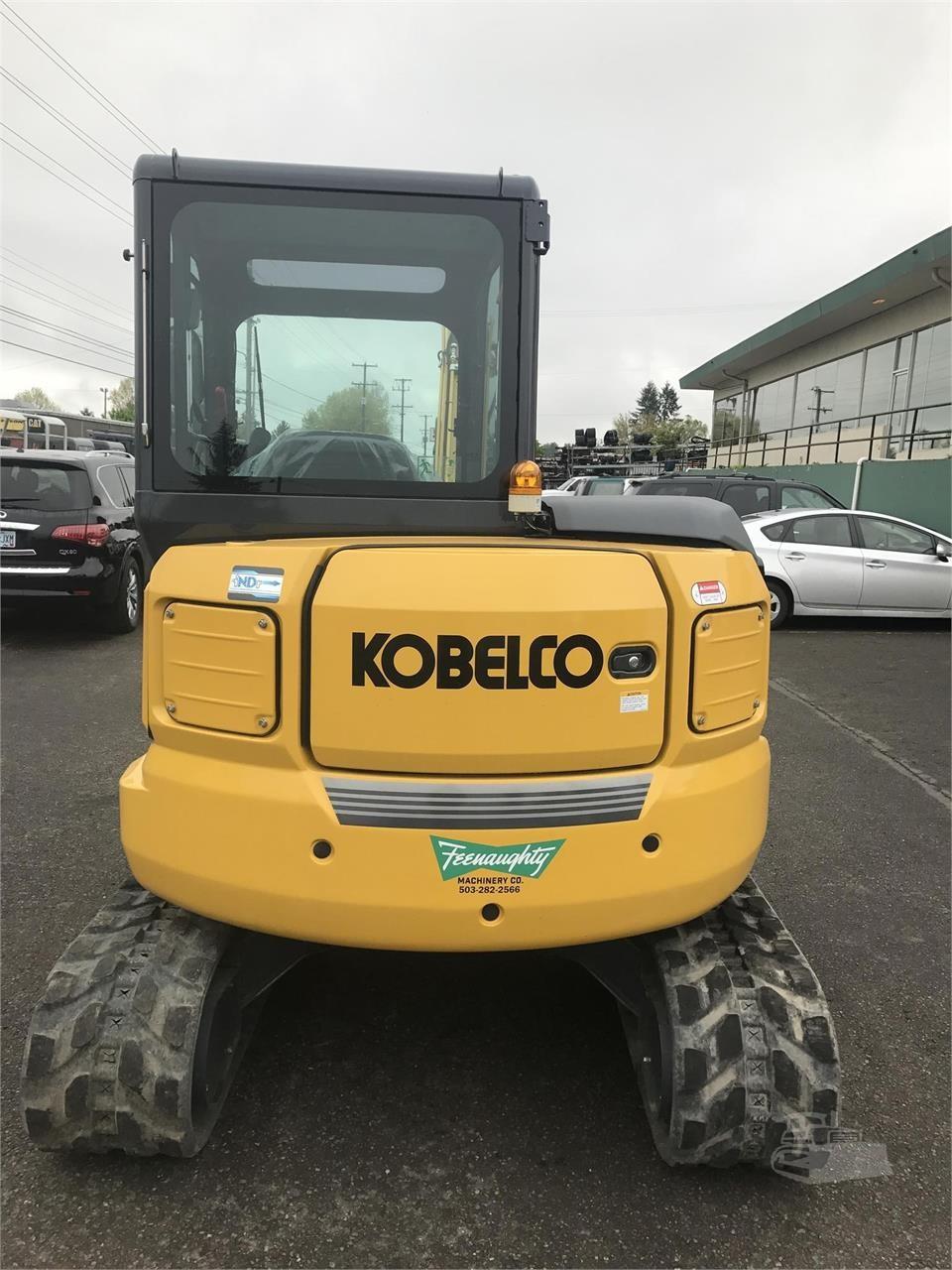 2016 Kobelco Sk45sr Sale In Oregon 1013487