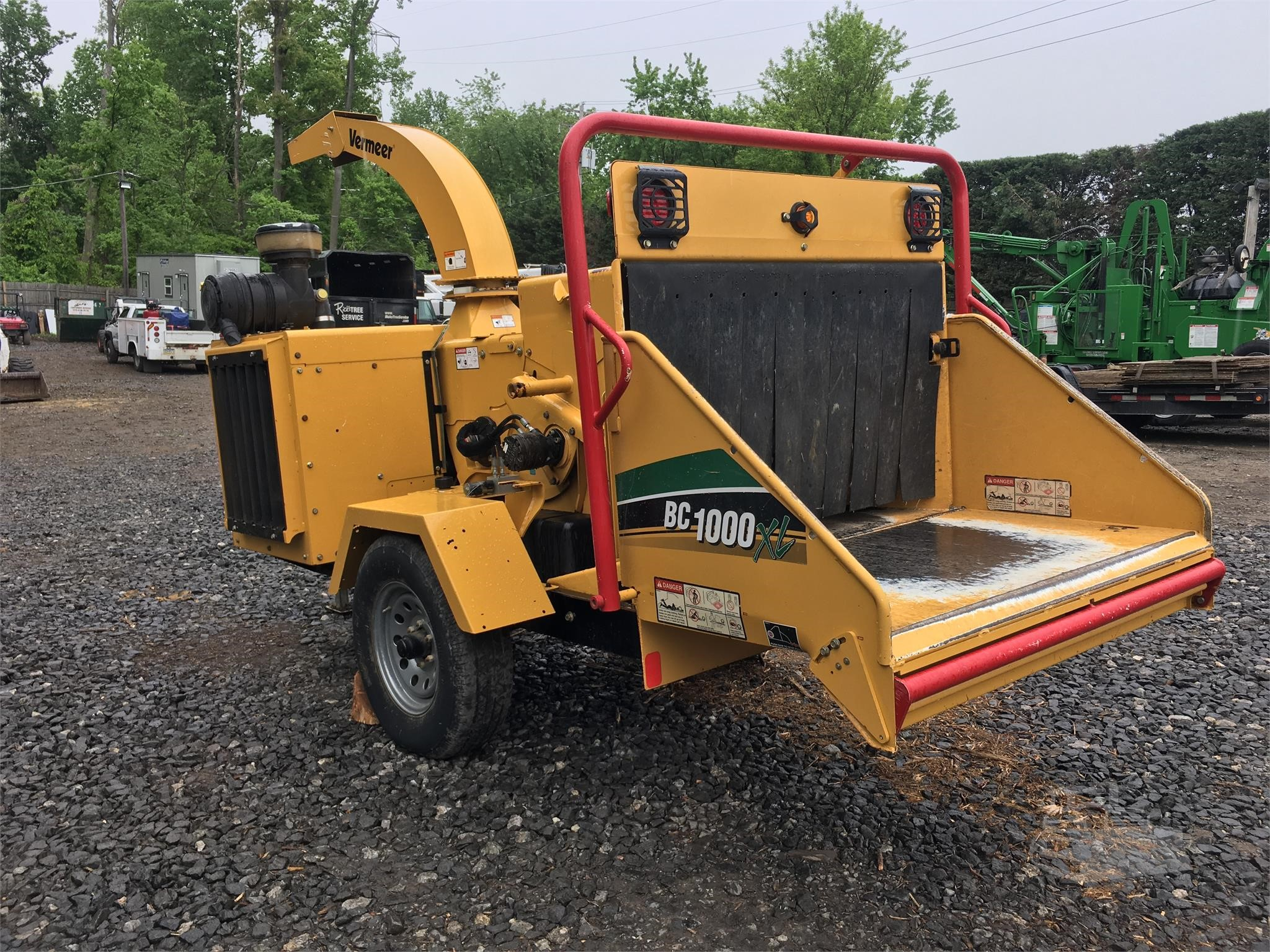 2012 Vermeer Bc1000xl Price  Barber-greene for Sale Equipment for