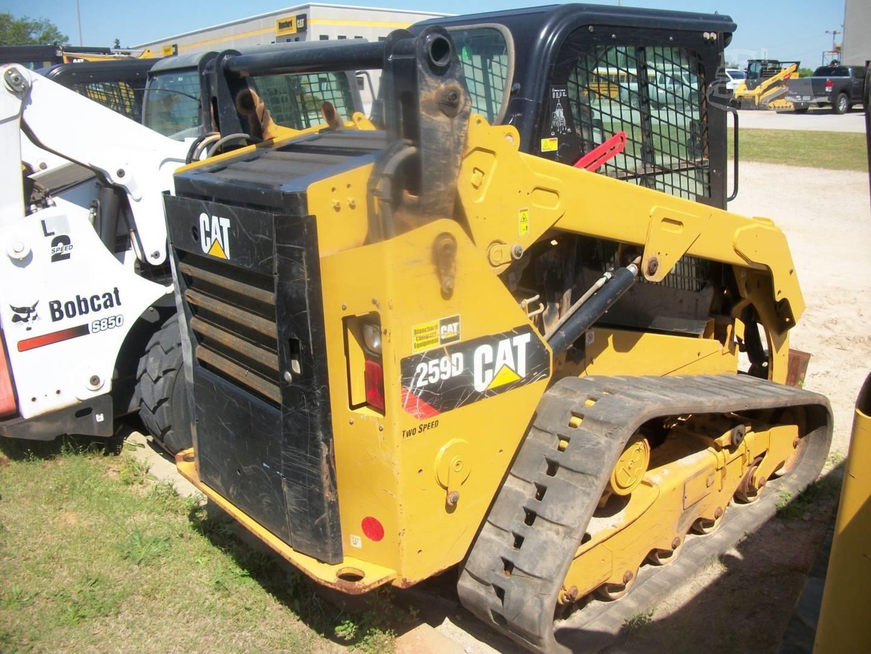 2014 Cat 259d Sale In South Carolina 1085012