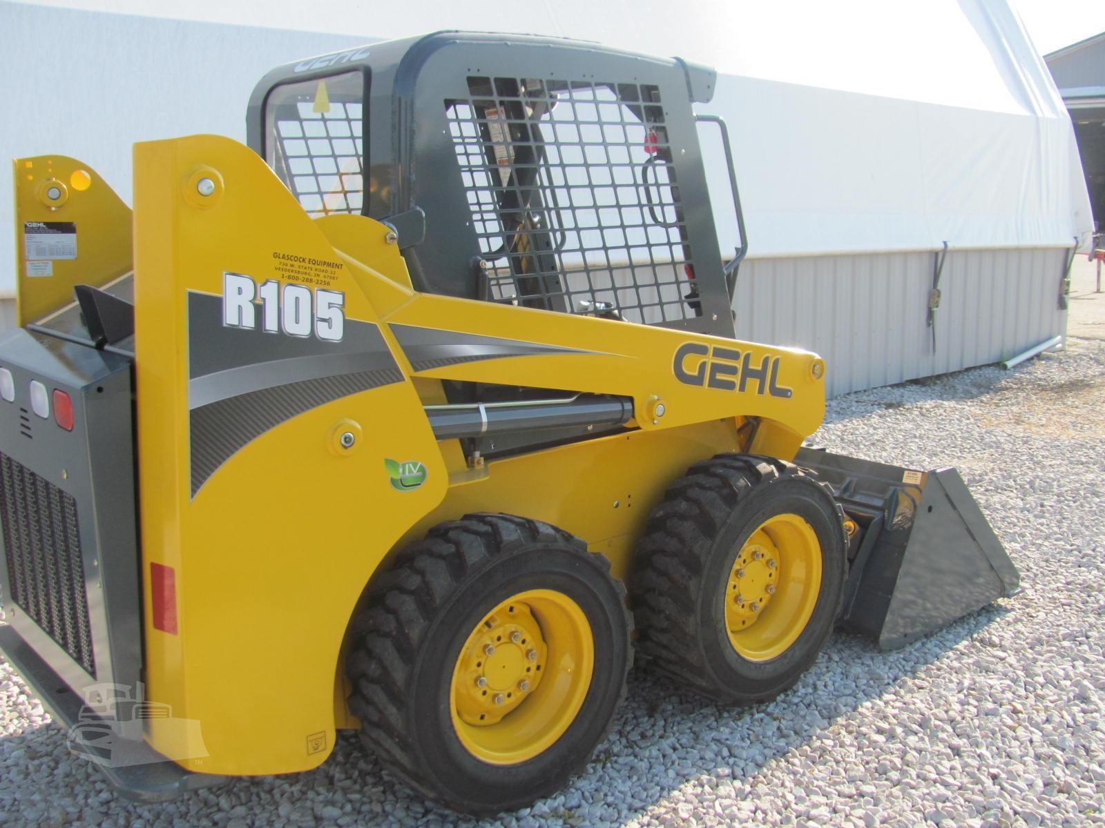 GEHL R105 sale in Indiana #1195952