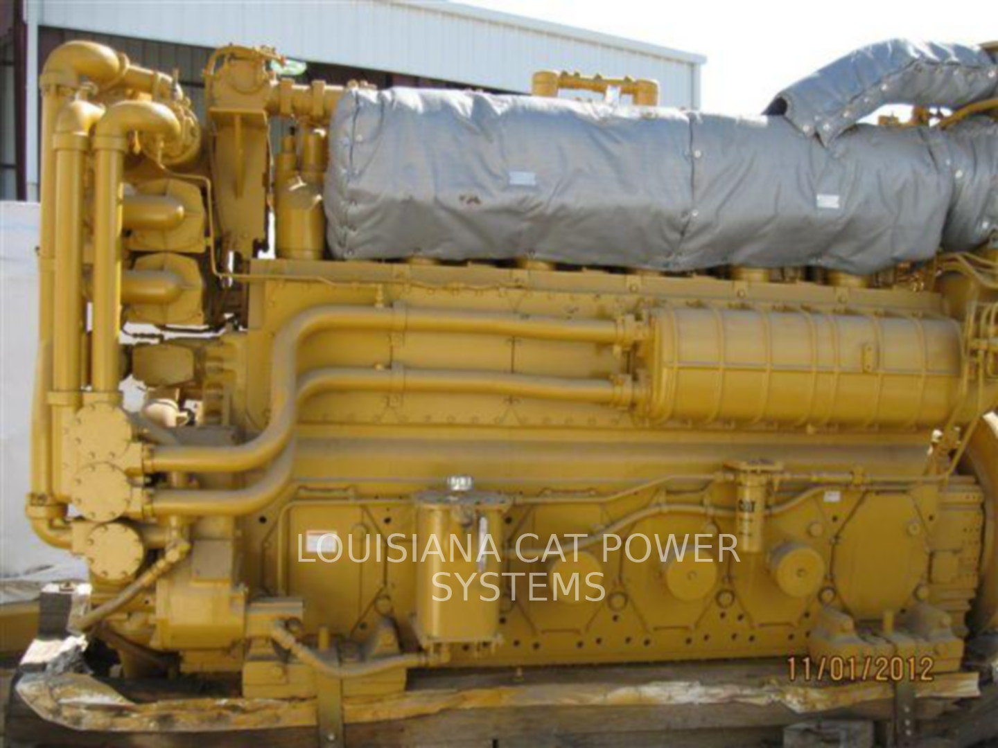 Caterpillar G3606 1998 Sale In United States 487102