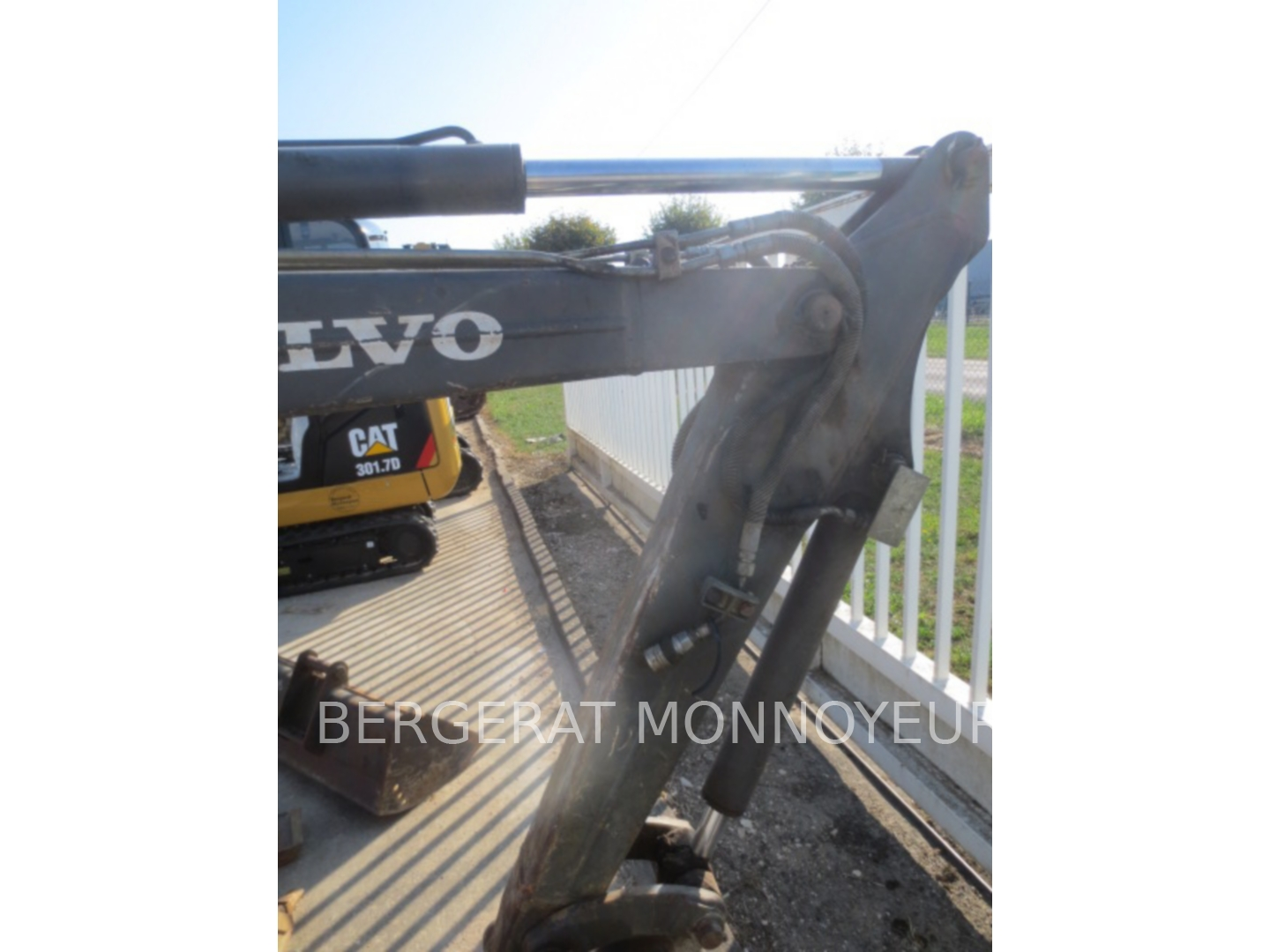 Volvo Construction Equipment Ec20b 2008 Sale In France 638082