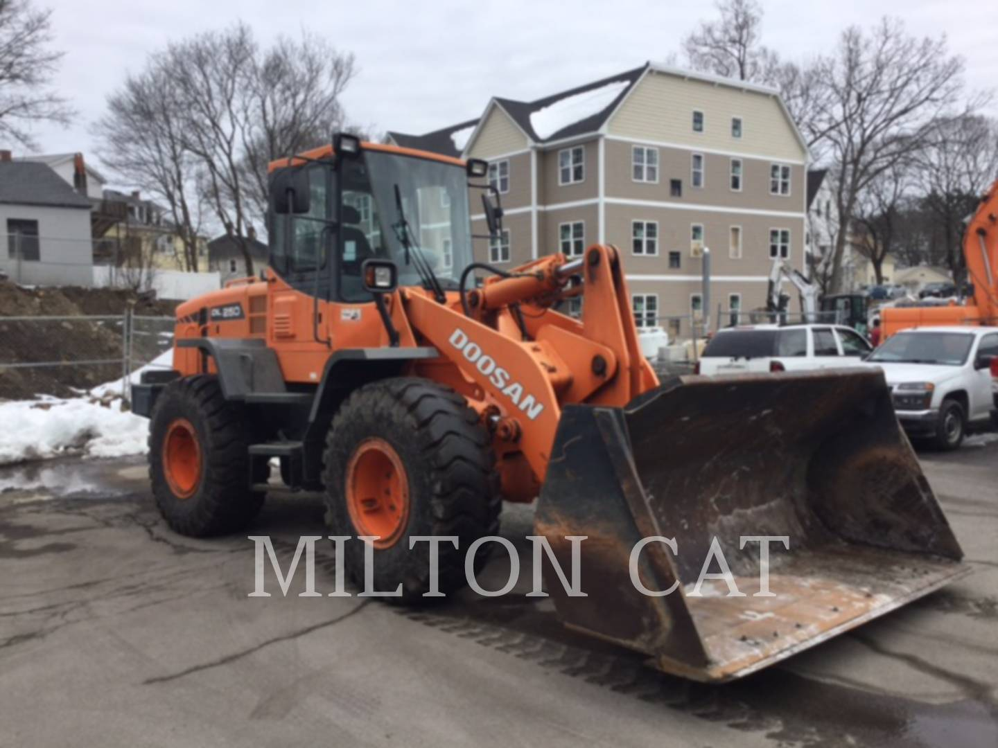 Nissan Milford Ma >> DOOSAN INFRACORE AMERICA CORP. DL250 2009 sale in United ...