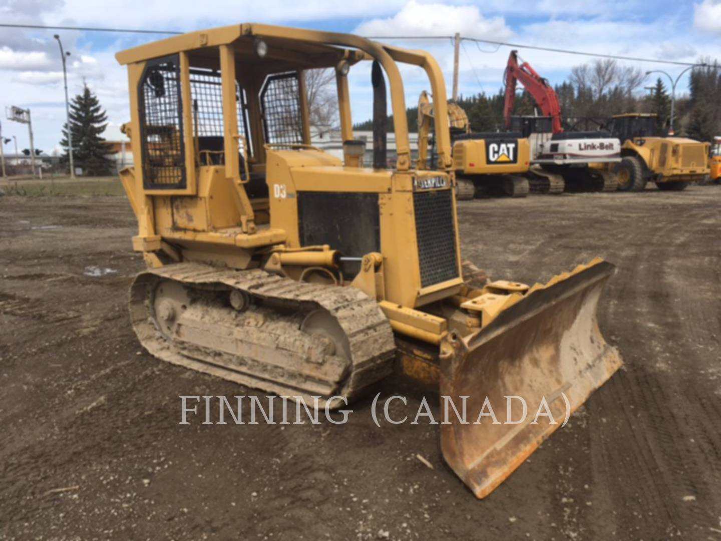 CATERPILLAR D3 1978 sale in United States #933062