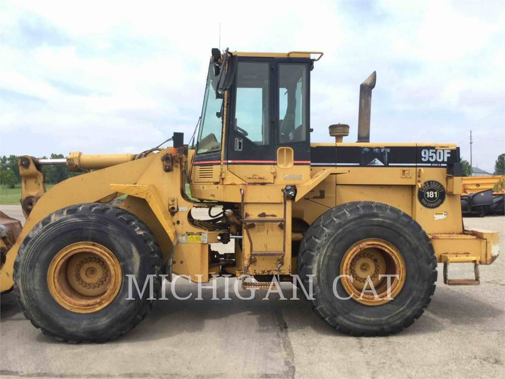 950F CATERPILLAR Heavy Sale In United States